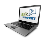 Ask an Expert laptop image