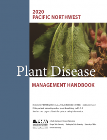 Cover of 2020 Plant Disease Handbook